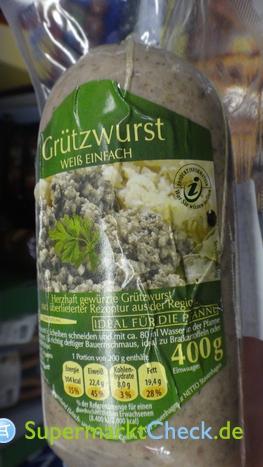 Foto von Pommernland Grützwurst
