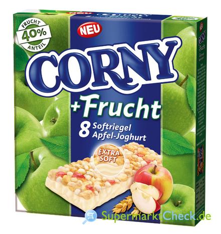 Foto von Schwartau Corny+Frucht