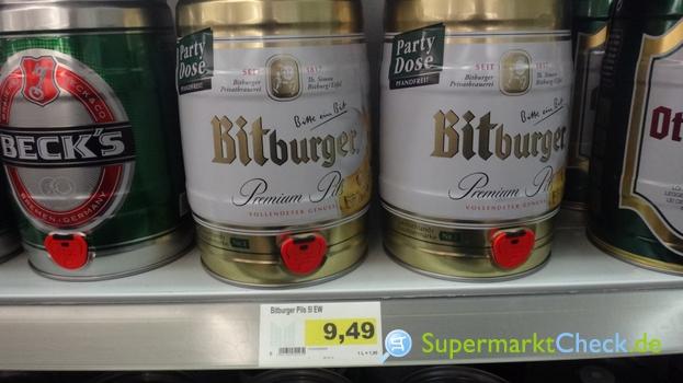 Foto von Bitburger Premium Pils