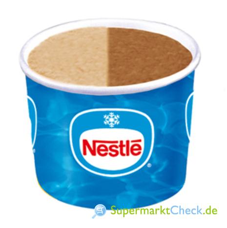 Foto von Nestle Eis im Portionsbecher