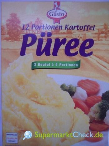 Foto von Le Gusto Kartoffel Püree