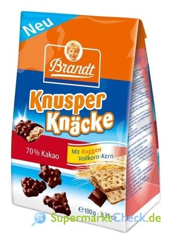Foto von Brandt Knusper Knäcke