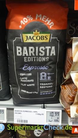 Foto von Jacobs Barista Editions Espresso