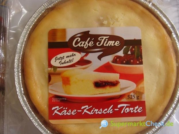 Foto von Cafe Time / Penny Käse Kirsch Torte