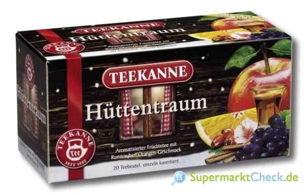 Foto von Teekanne Hüttentraum