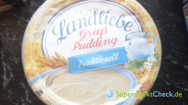 Foto von Landliebe Grieß Pudding