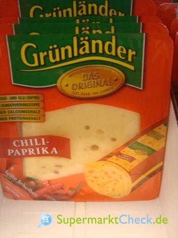 Foto von Grünländer Chili-Paprika