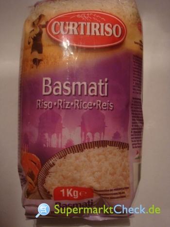 Foto von Curtiriso Basmati Reis