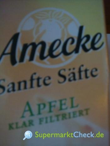 Foto von Amecke Sanfte Säfte