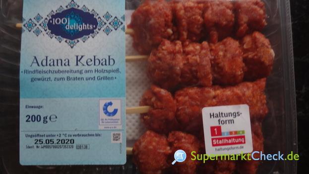 Foto von 1001 delights Adana Kebab