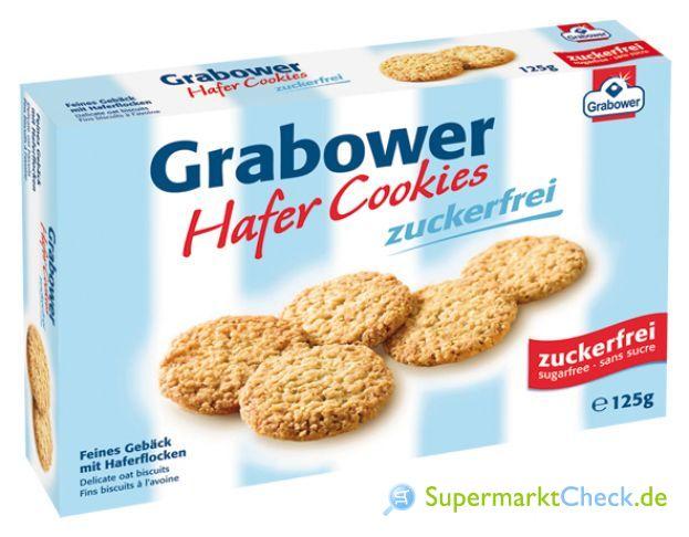 Foto von Grabower Hafer Cookies
