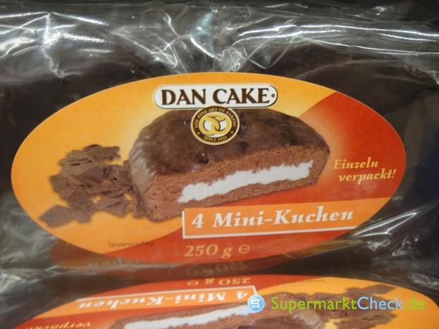 Foto von Dan Cake Mini Kuchen