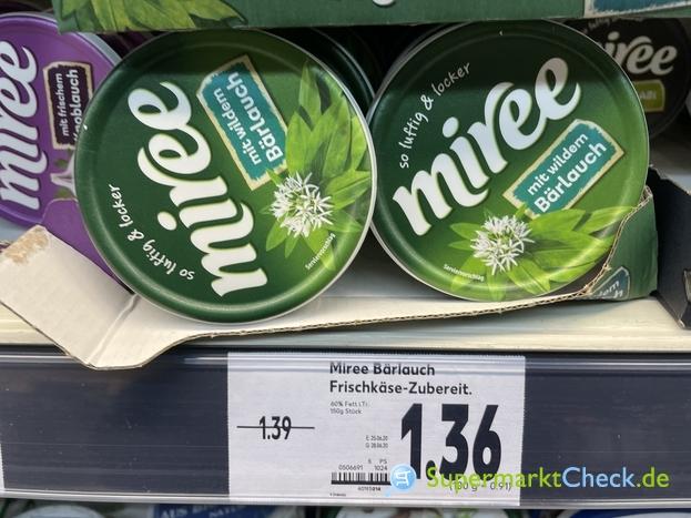 Foto von Miree Frischkäsezubereitung