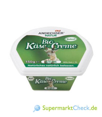 Foto von Andechser Bio Käse-Creme