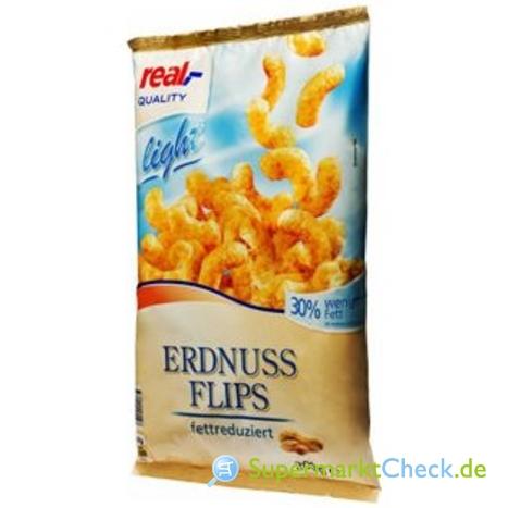 Foto von real Quality Erdnuss Flips