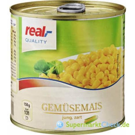 Foto von real Quality Gemüsemais