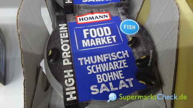 Foto von Homann Foodmarket Fish High Protein