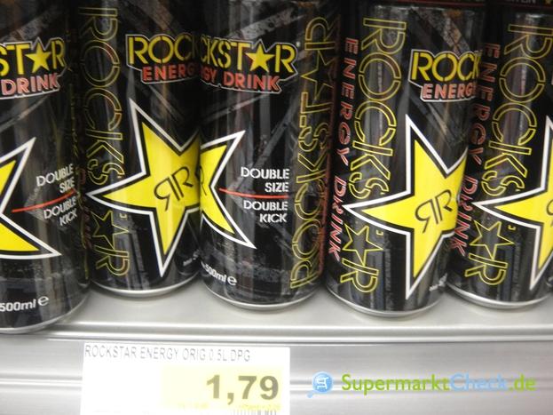Foto von Rockstar Energy Original