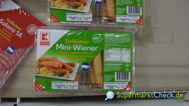 Foto von K Classic Mini Wiener