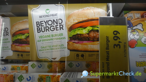 Foto von Beyond Burger