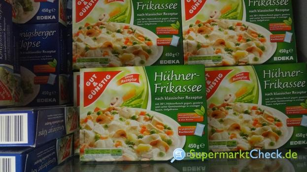 Foto von Gut & Günstig Hühner Frikassee