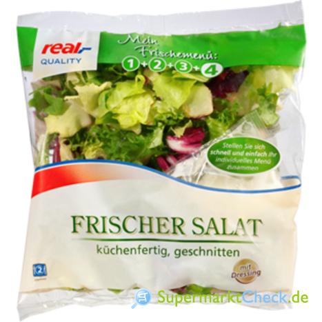 Foto von real Quality Frischer Salat