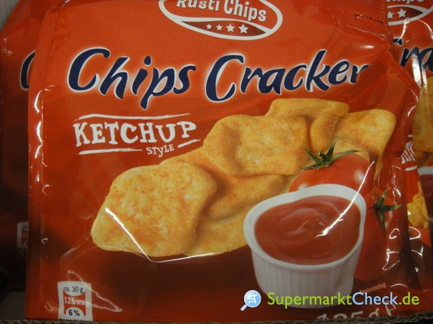 Foto von Rusti Chips Chips Cracks