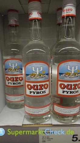 Foto von Ouzo Pyros