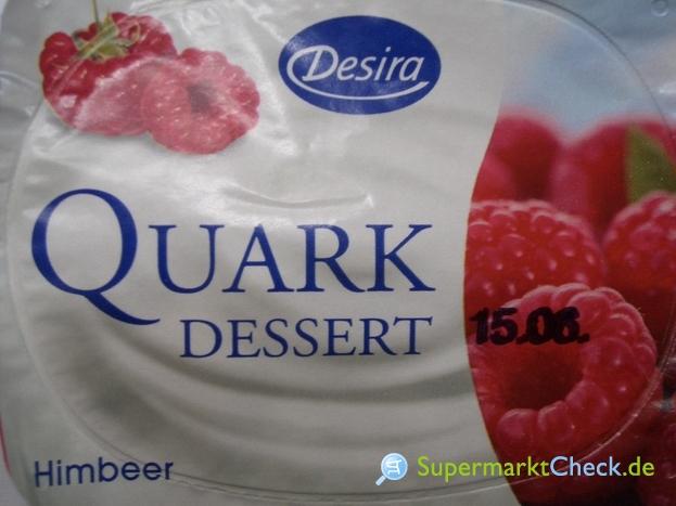 Foto von Desira Quark Dessert