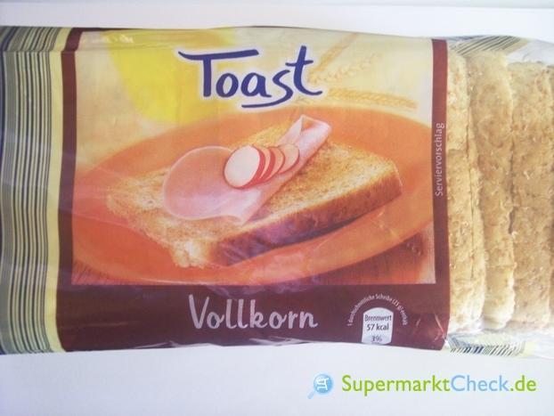 Foto von Aldi Süd Toast