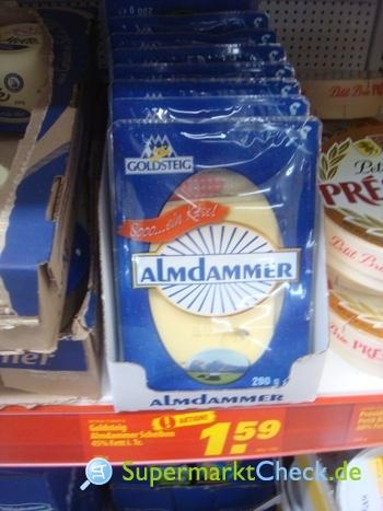 Foto von Goldsteig Almdammer Käsescheiben