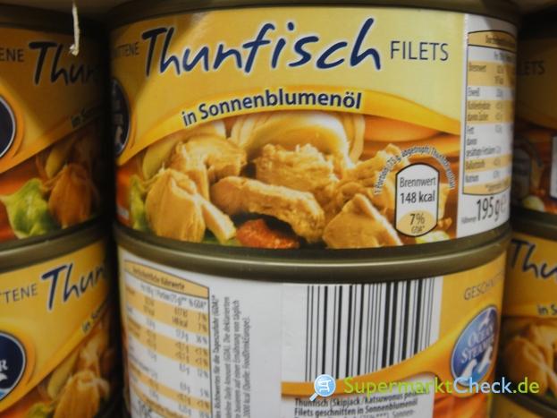 Foto von Ocean Steamer Thunfisch Filets