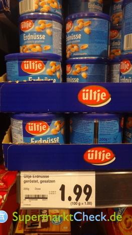 Foto von Ültje Erdnüsse