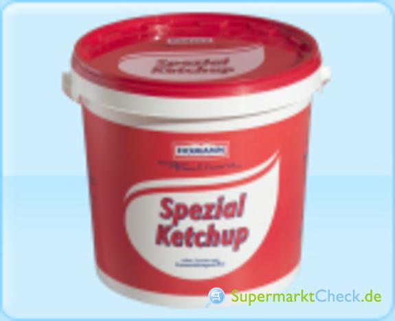Foto von Homann Spezial Ketchup