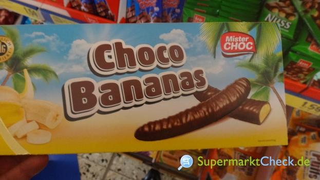 Foto von Mister Choc Choco Bananas