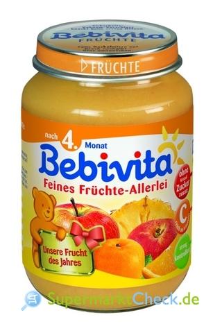 Foto von Bebivita Feine Früchte-Allerlei