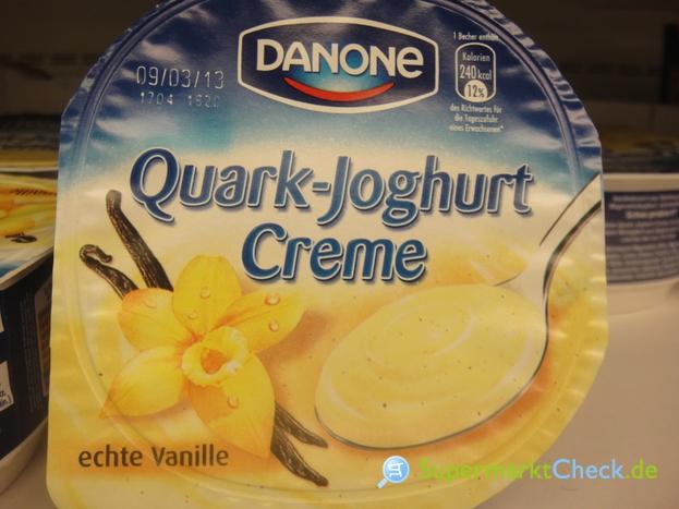 Foto von Danone Quark-Joghurt Creme
