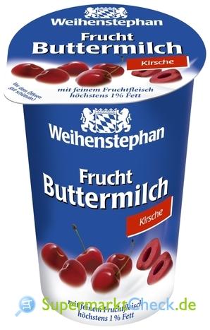 Foto von Weihenstephan Frucht Buttermilch
