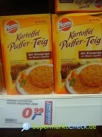 Foto von Pfanni Kartoffel Puffer-Teig