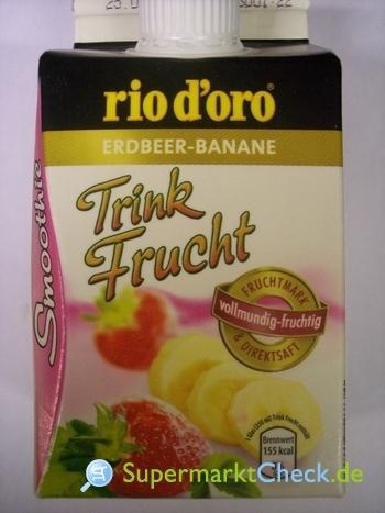 Foto von rio d oro Trink Frucht