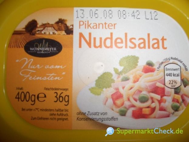 Foto von Wonnemayer Feinkost Salat