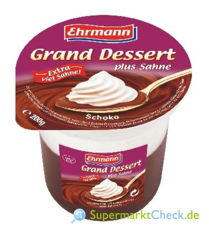 Foto von Ehrmann Grand Dessert