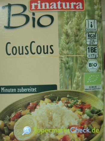 Foto von Rinatura Bio Couscous