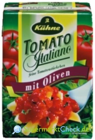 Foto von Kühne Tomato Italiano