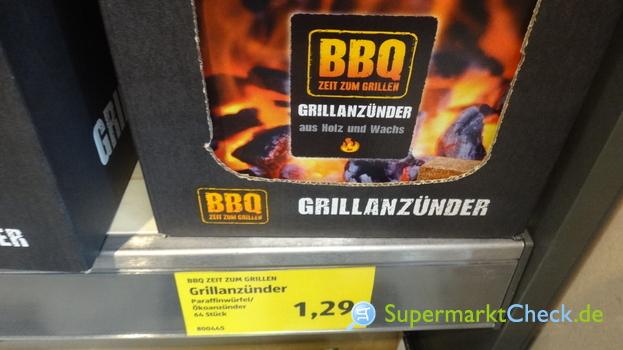 Foto von BBQ Zeit zum Grillen Grillanzünder