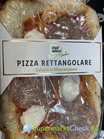 Foto von chef select Feine Küche Pizza Rettangolare