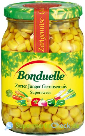 Foto von Bonduelle Zarter junger Gemüsemais