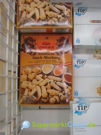 Foto von farmersland Asia Snack Box