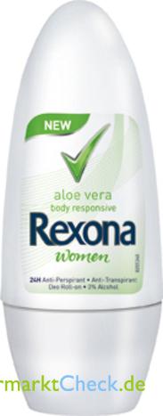 Foto von Rexona Women Deo Roll on
