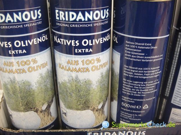 Foto von Eridanous Olivenöl